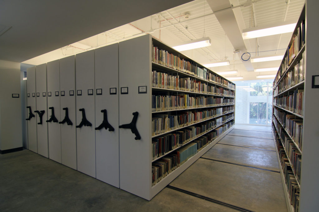 High Density Mobile Storage for your Library