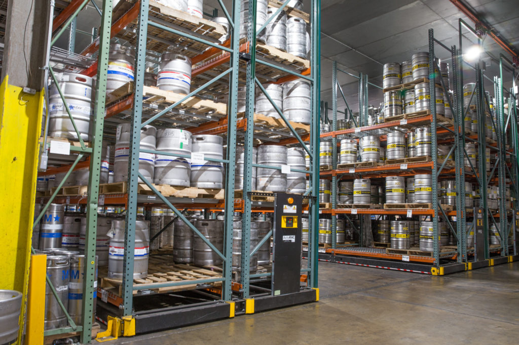 Keg Industrial Storage Racks