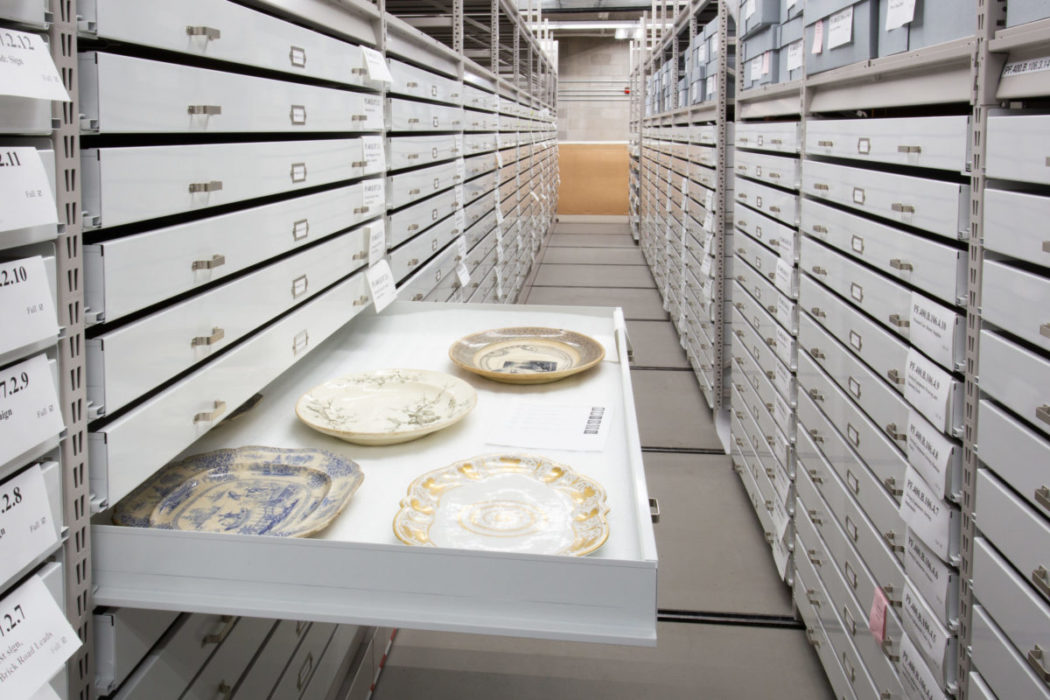 museum storage collections