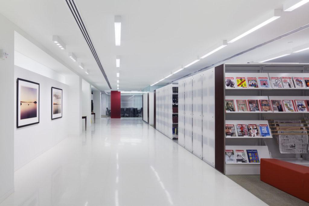 High Density Mobile in Modern Office