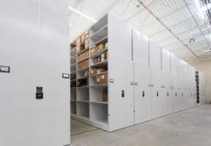 Evidence storage boxes