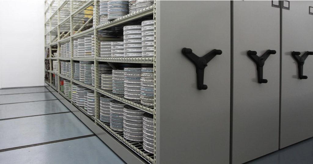 Media Storage McMurray Stern