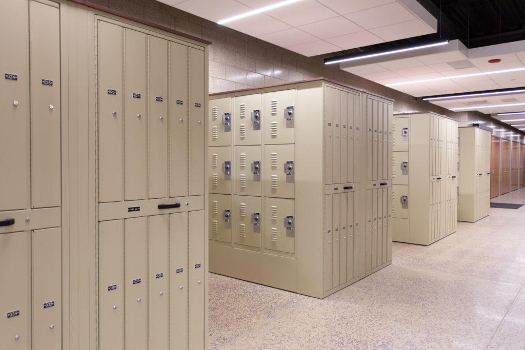 Public Safety Evidence Storage