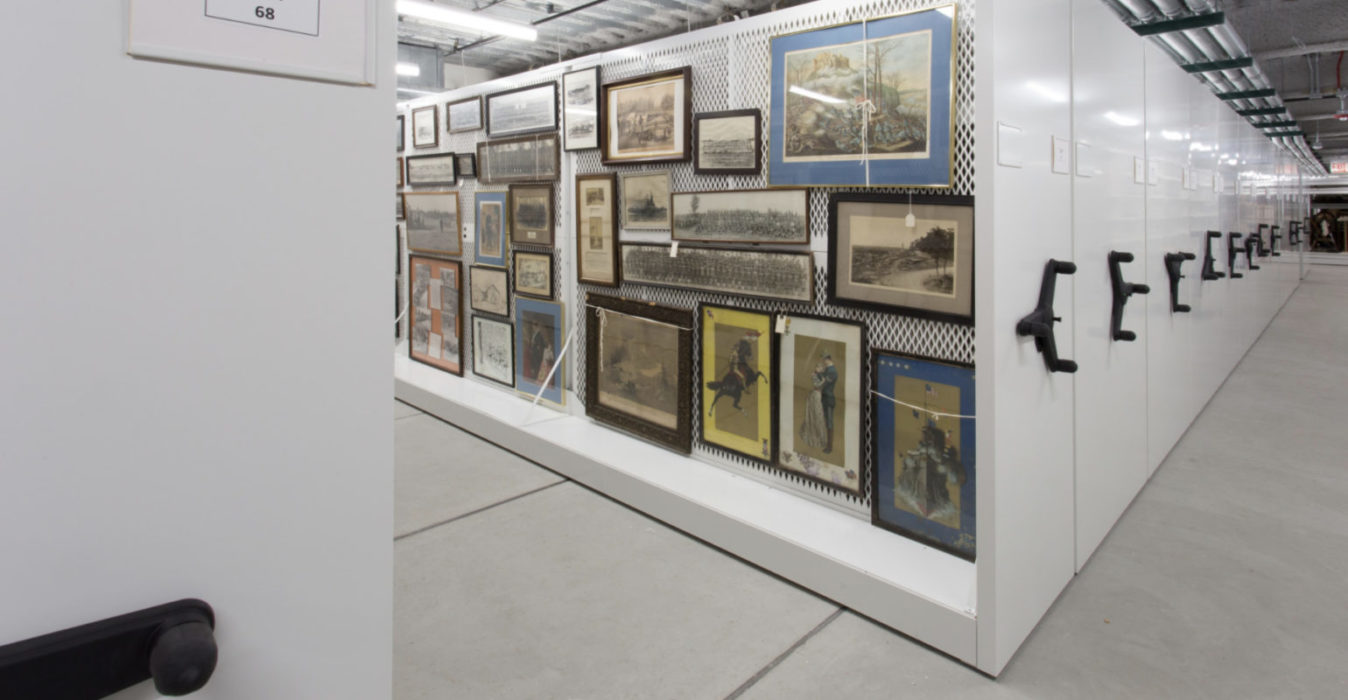 Art Gallery Storage