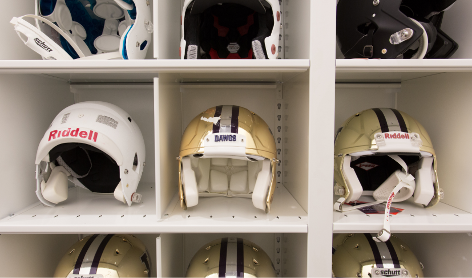 Athletic Equipment Helmet