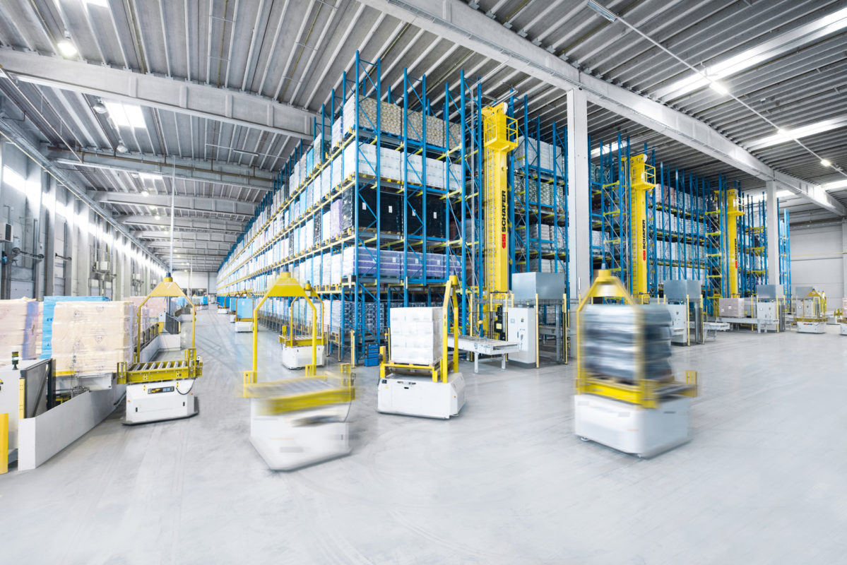 5 Reasons to Automate Your Storage & Retrieval Systems