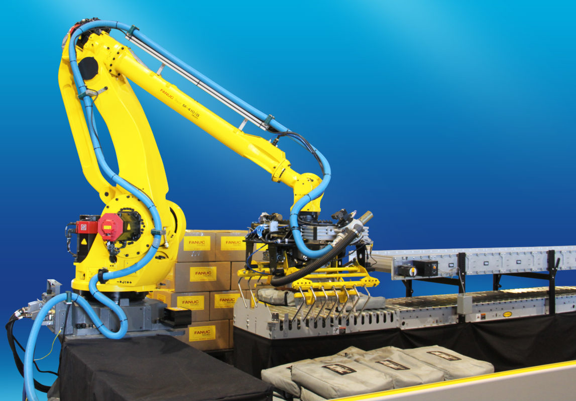 McMurray Stern Joins as a FANUC Authorized System Integrator for Robotics