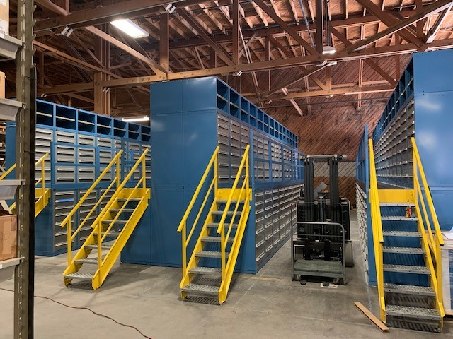 McMurray Stern Helps Southern California Military Base Save Space and Improve Operating Efficiency