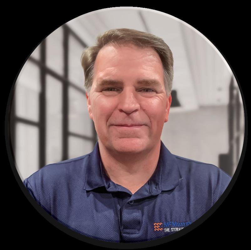 Pat Fitzpatrick Vice President of Sales & Marketing